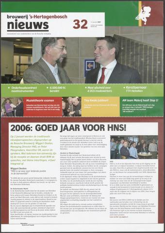 Heineken Brouwerij Nieuws 2007-01-11