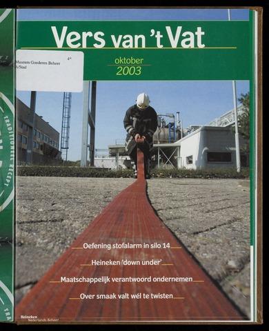 Vers van 't Vat 2003-10-01