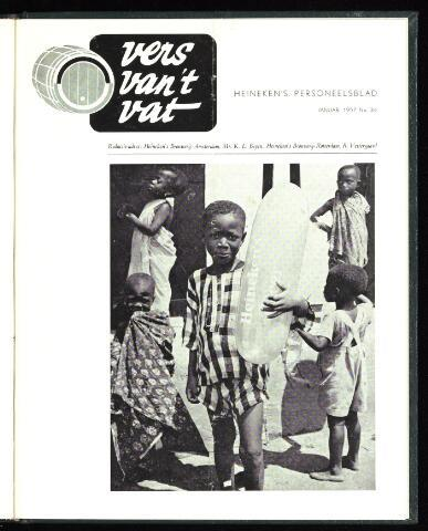 Vers van 't Vat 1957-01-01