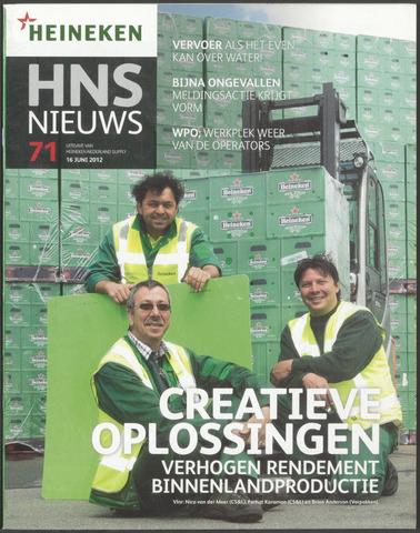 HNL - Supply Nieuws 2012-06-16