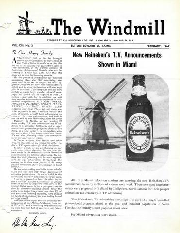 The Windmill 1962-02-01