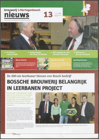 Heineken Brouwerij Nieuws 2006-02-23