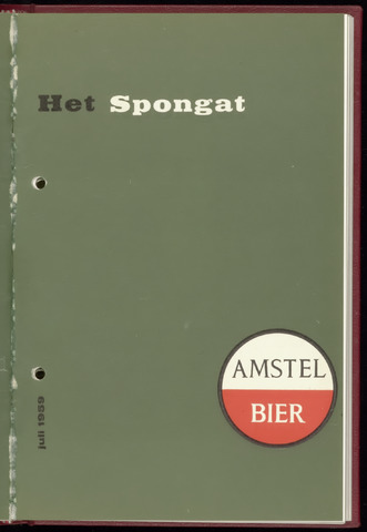 Amstel - Het Spongat 1959-07-01