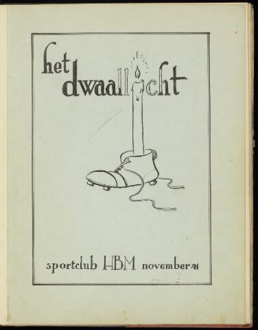 Het Dwaallicht 1941-11-01