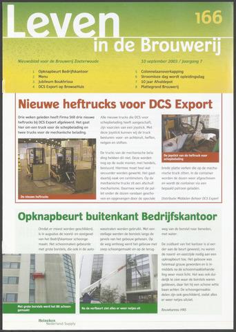 Heineken - Leven in de Brouwerij 2003-09-10