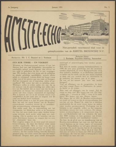 Amstel - Echo 1951-01-01
