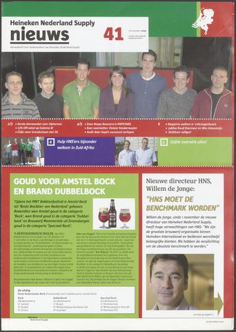 HNL - Supply Nieuws 2009-11-20