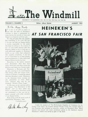 The Windmill 1951-08-01