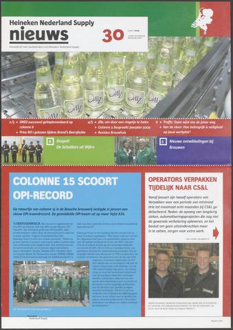 HNL - Supply Nieuws 2009-03-01