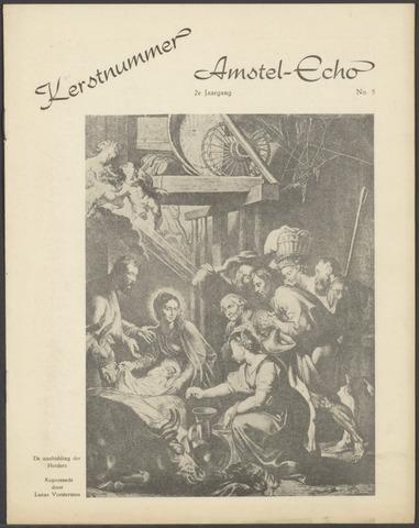 Amstel - Echo 1949-12-01