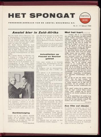 Amstel - Het Spongat 1965-02-11