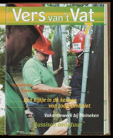 Vers van 't Vat 2002-07-01