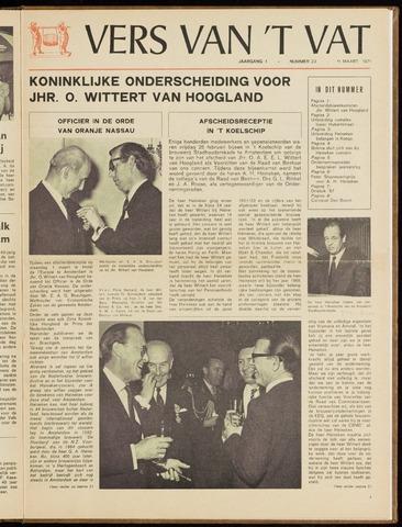 Vers van 't Vat 1971-03-11