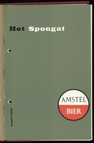 Amstel - Het Spongat 1961-03-01