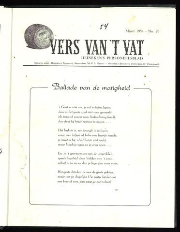 Vers van 't Vat 1954-03-01