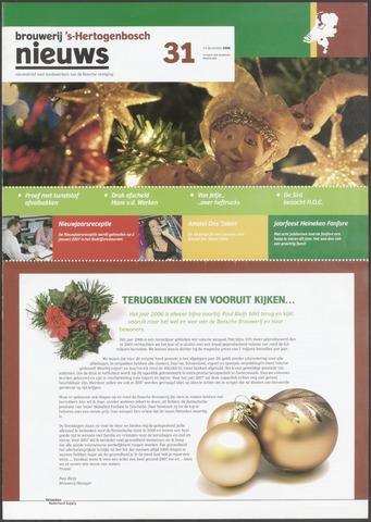 Heineken Brouwerij Nieuws 2006-12-14