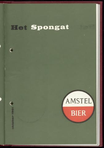 Amstel - Het Spongat 1961-10-01
