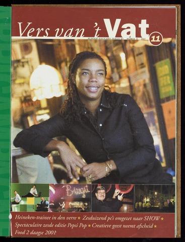 Vers van 't Vat 2001-11-01