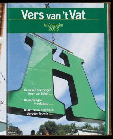 Vers van 't Vat 2003-07-01