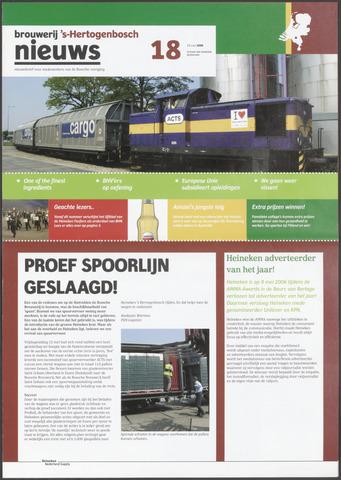 Heineken Brouwerij Nieuws 2006-05-18