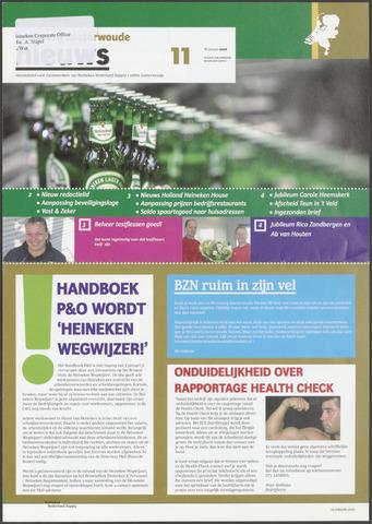 Heineken Brouwerij Nieuws 2006-01-26
