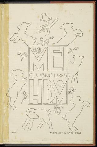Sportclub H.B.M. Clubnieuws 1941-05-01