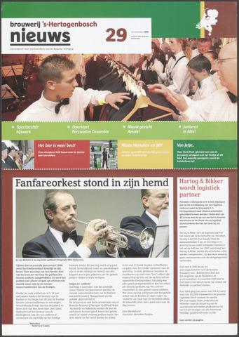 Heineken Brouwerij Nieuws 2006-11-16