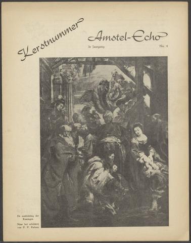 Amstel - Echo 1950-12-01