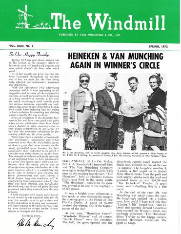 The Windmill 1972-04-01