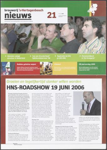 Heineken Brouwerij Nieuws 2006-06-29