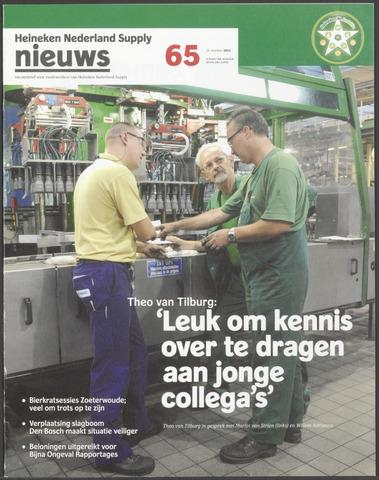 HNL - Supply Nieuws 2011-10-21