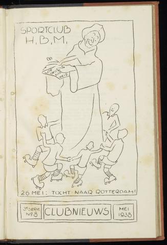 Sportclub H.B.M. Clubnieuws 1938-05-01