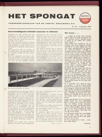 Amstel - Het Spongat 1965-12-02