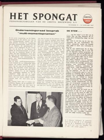 Amstel - Het Spongat 1967-01-26
