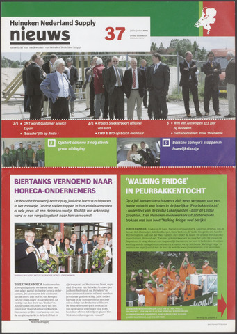 HNL - Supply Nieuws 2009-08-01
