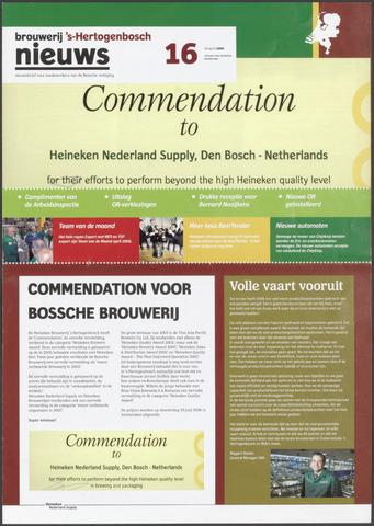 Heineken Brouwerij Nieuws 2006-04-20