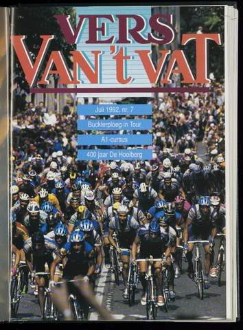 Vers van 't Vat 1992-07-01