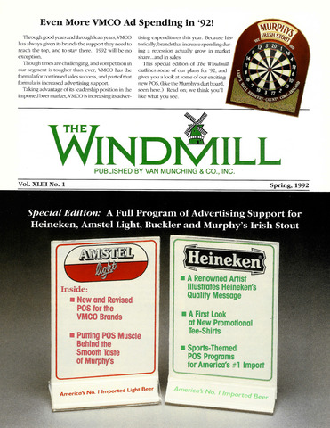 The Windmill 1992-04-01
