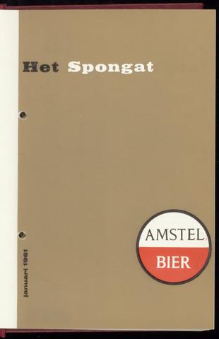 Amstel - Het Spongat 1961
