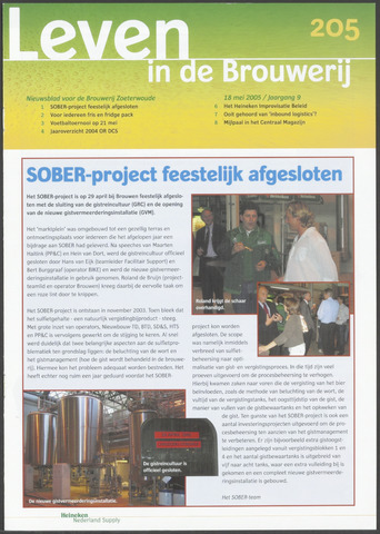 Heineken - Leven in de Brouwerij 2005-05-18