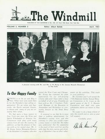 The Windmill 1951