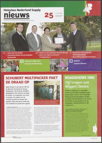 HNL - Supply Nieuws 2008-11-01