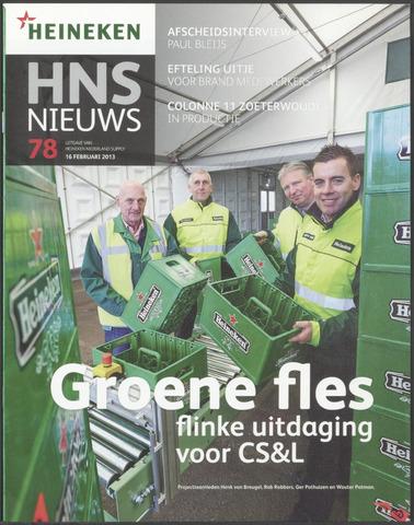 HNL - Supply Nieuws 2013