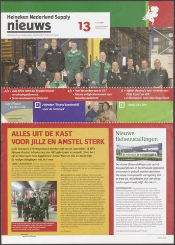 HNL - Supply Nieuws 2008-03-01