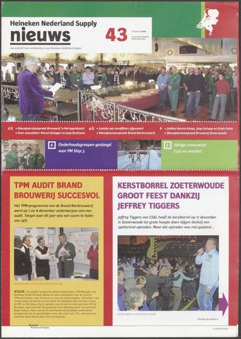 HNL - Supply Nieuws 2010