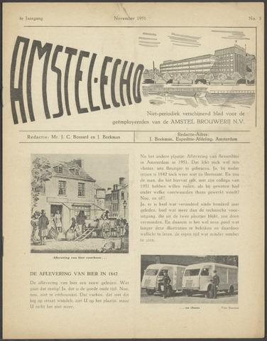 Amstel - Echo 1951-11-01