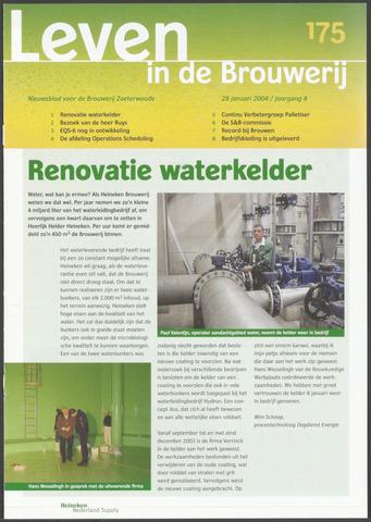 Heineken - Leven in de Brouwerij 2004-01-28