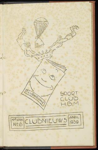 Sportclub H.B.M. Clubnieuws 1939-04-01