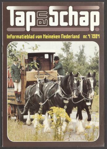 Heineken - Tap en Schap 1984-08-01