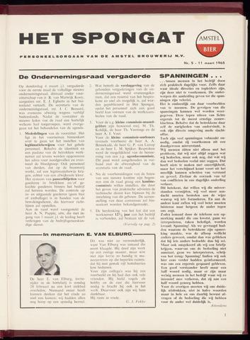 Amstel - Het Spongat 1965-03-11